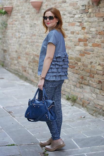 lemaré shoes, balenciaga city, miu miu rasoir sunglasses, Fashion and Cookies, fashion blogger