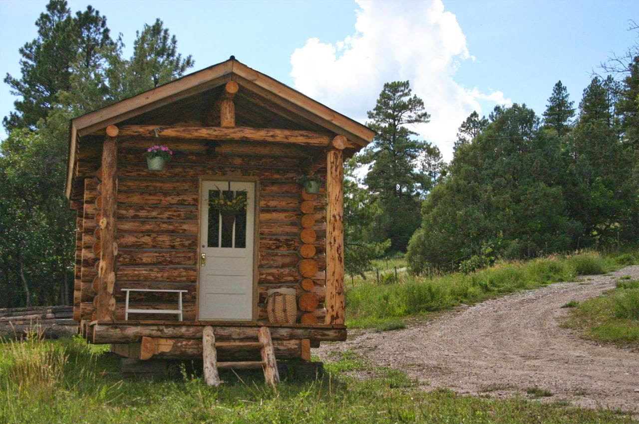 Coolest cabins tiny house log cabin Small homes and cabins