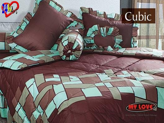 sprei-MyLove-Cubic