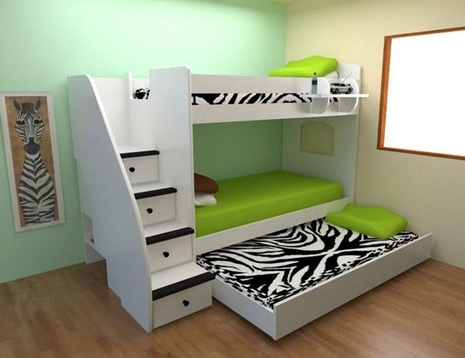 Dormitorios infantiles recamaras para bebes y ni os for Recamaras para bebes