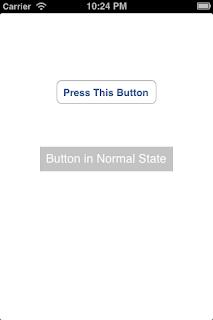 iOS create UIButton programmatically