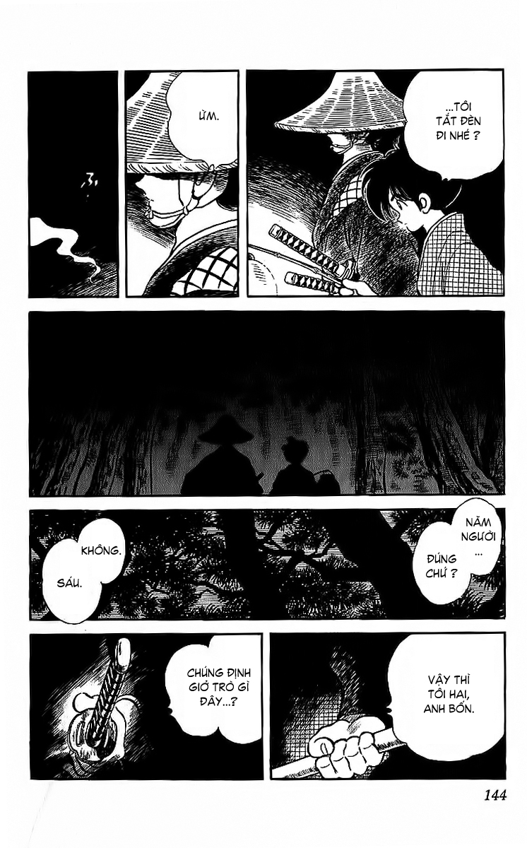 Nijiiro Togarashi - Ớt Bảy Màu chap 47 - Trang 14
