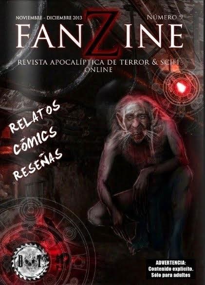 FanZine (Terror & Sci Fi)