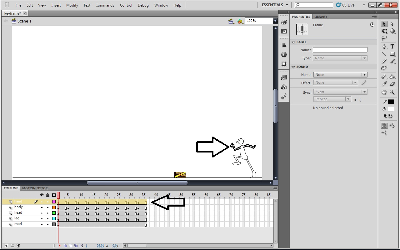 how to make picutres follow a path in adobe premier