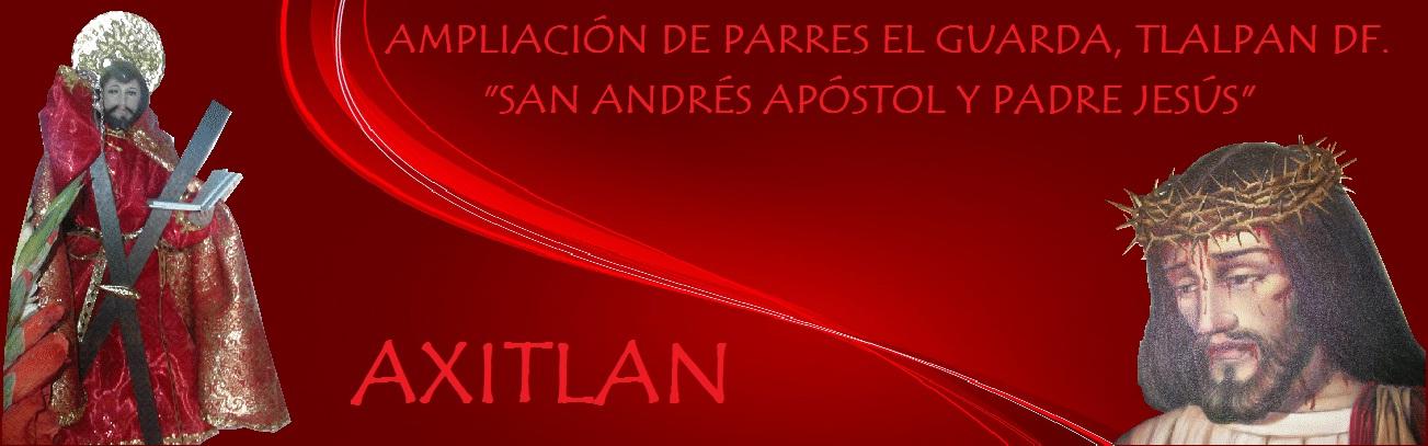 BIENVENIDOS AMPLIACIÓN DE PARRES TLALPAN