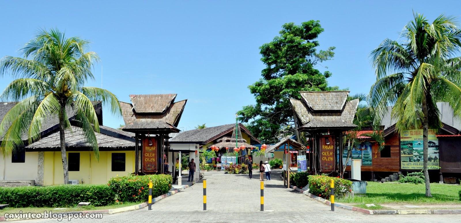 Entree Kibbles: Pasar Oleh Oleh @ Bintan Island