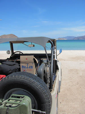 Mexican Car Insurance - Bahia Concepcion, Baja
