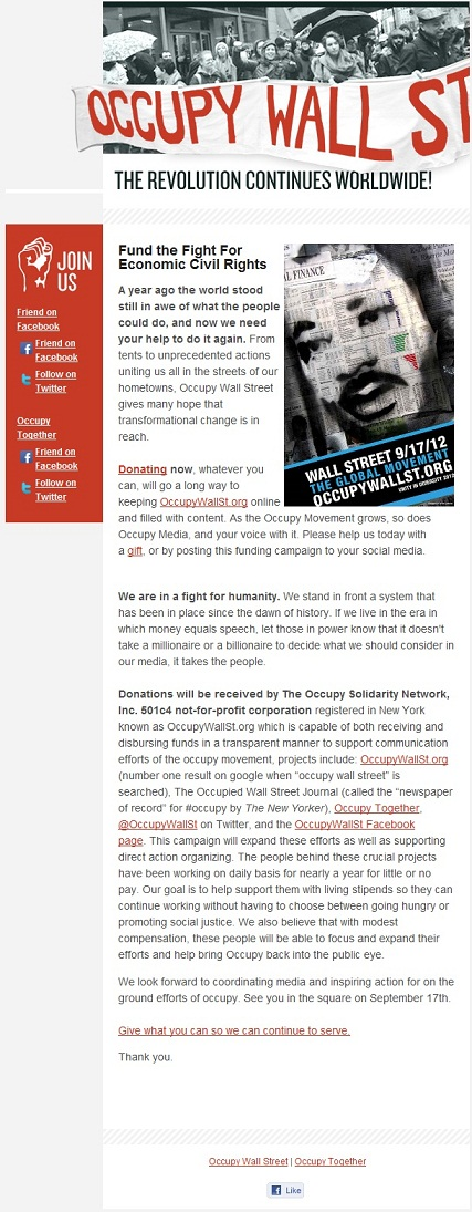 occupy-newsletter