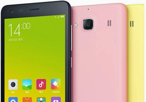 Harga Xiaomi Redmi 2 dan Spesifikasi Lengkap