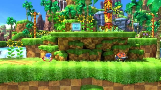 Sonic Generations 3D Review Untitled