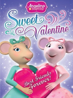 Angelina Ballerina Sweet Valentine