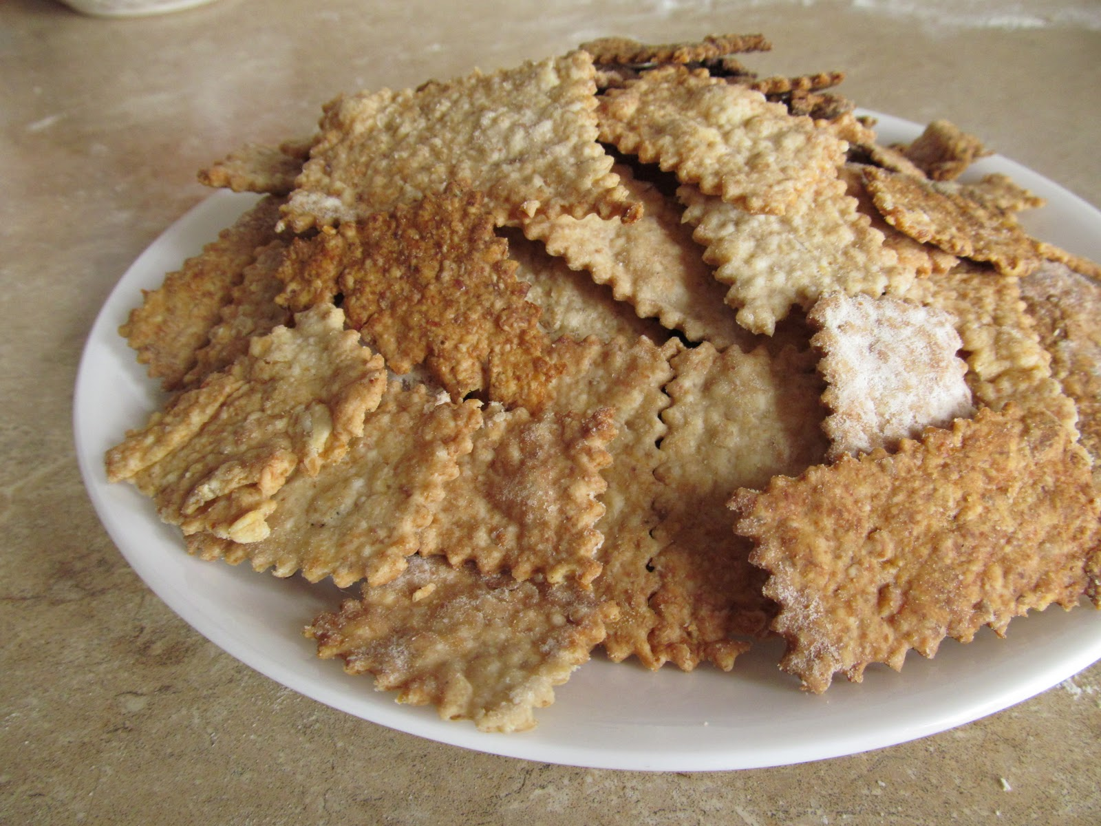 crackers animal crackers scaredy crackers oatmeal crackers recipe ...