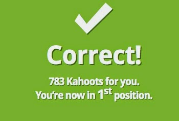 how to fix the answer in kahoot