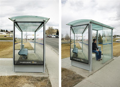 25 Creative and Cool Bus Stop Advertisements  - Part 2 (30) 27