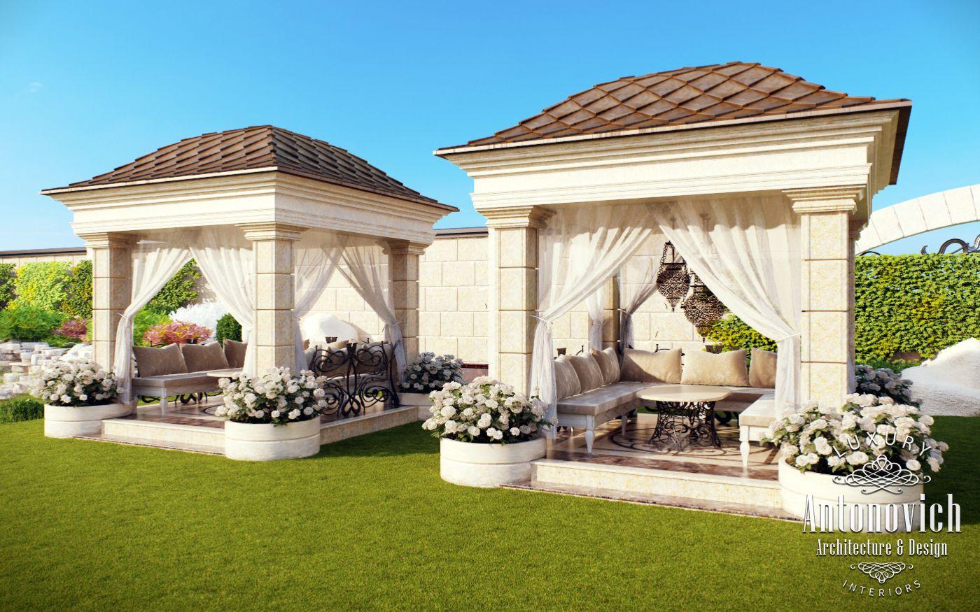 Luxury antonovich design uae 2016 for Garden design dubai