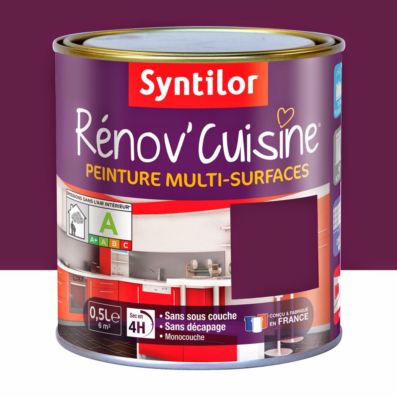 Brico d co miam miam for Renov cuisine syntilor