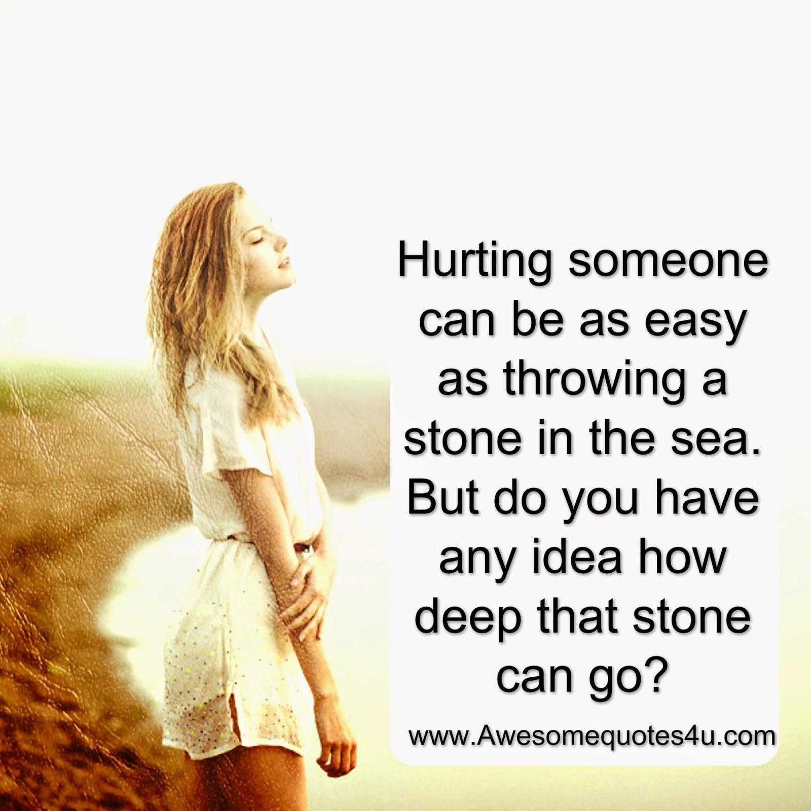 Someone Hurt