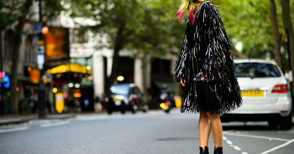 C 39 Est Ma Vie London Fashion Week Ss15 Street Style Street Chic The Power Of Self Expression