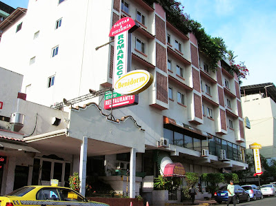 Hotel Benidorm, Panamá, round the world, La vuelta al mundo de Asun y Ricardo, mundoporlibre.com
