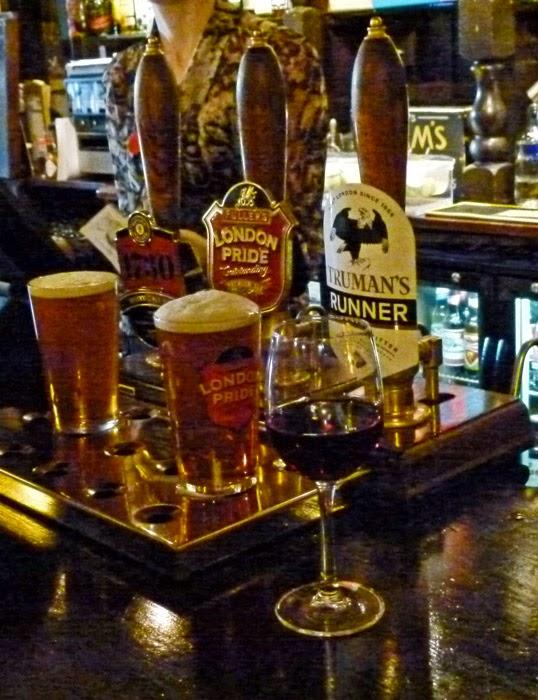 Fuller's, London Pride, Chiswick brewery