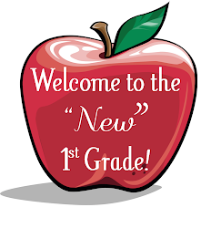 welcome to the new first grade