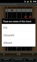Reverse Chord Finder Free android app
