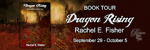 Dragon Rising by Rachel E. Fisher