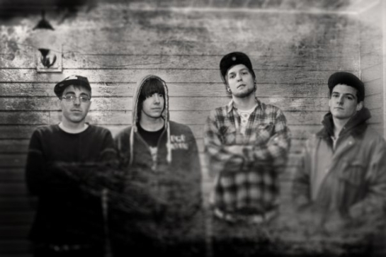 First To Fall: unsigned alternative/progressive rock band from Nova Scotia, Canada played in E113 of the ArenaCast