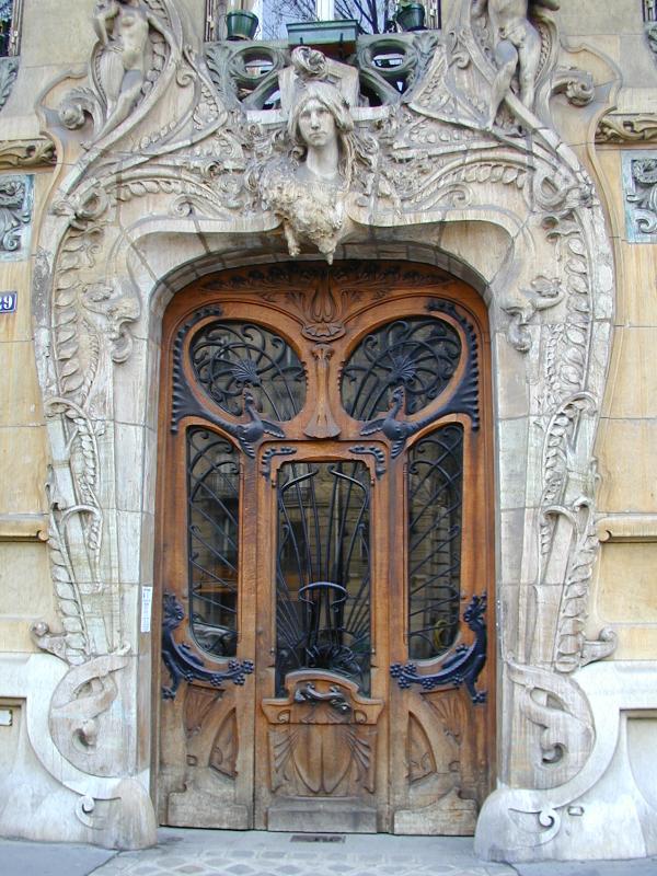 Historia del arte 1 cedart miguel cabrera 2011 2012 Art nouveau arquitectura
