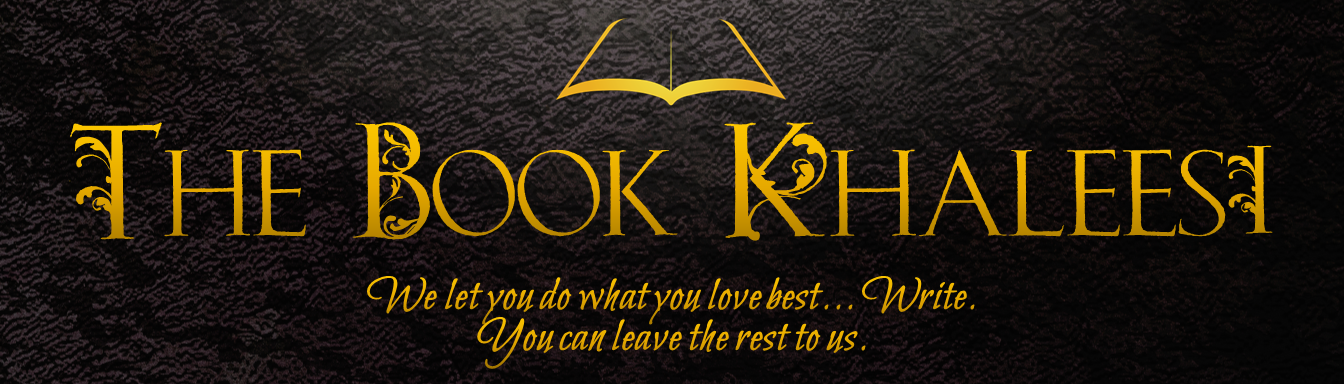 The Book Khaleesi - One Stop Author Shop