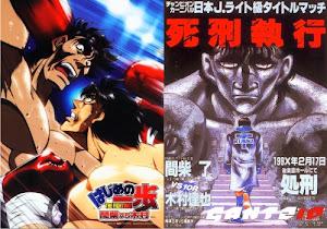Hajime no Ippo: Mashiba vs Kimura Subtitle Indonesia