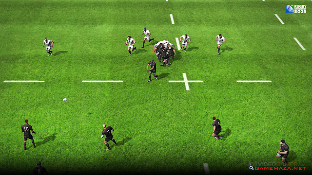 Rugby World Cup 2015 Gameplay Screenshot 3