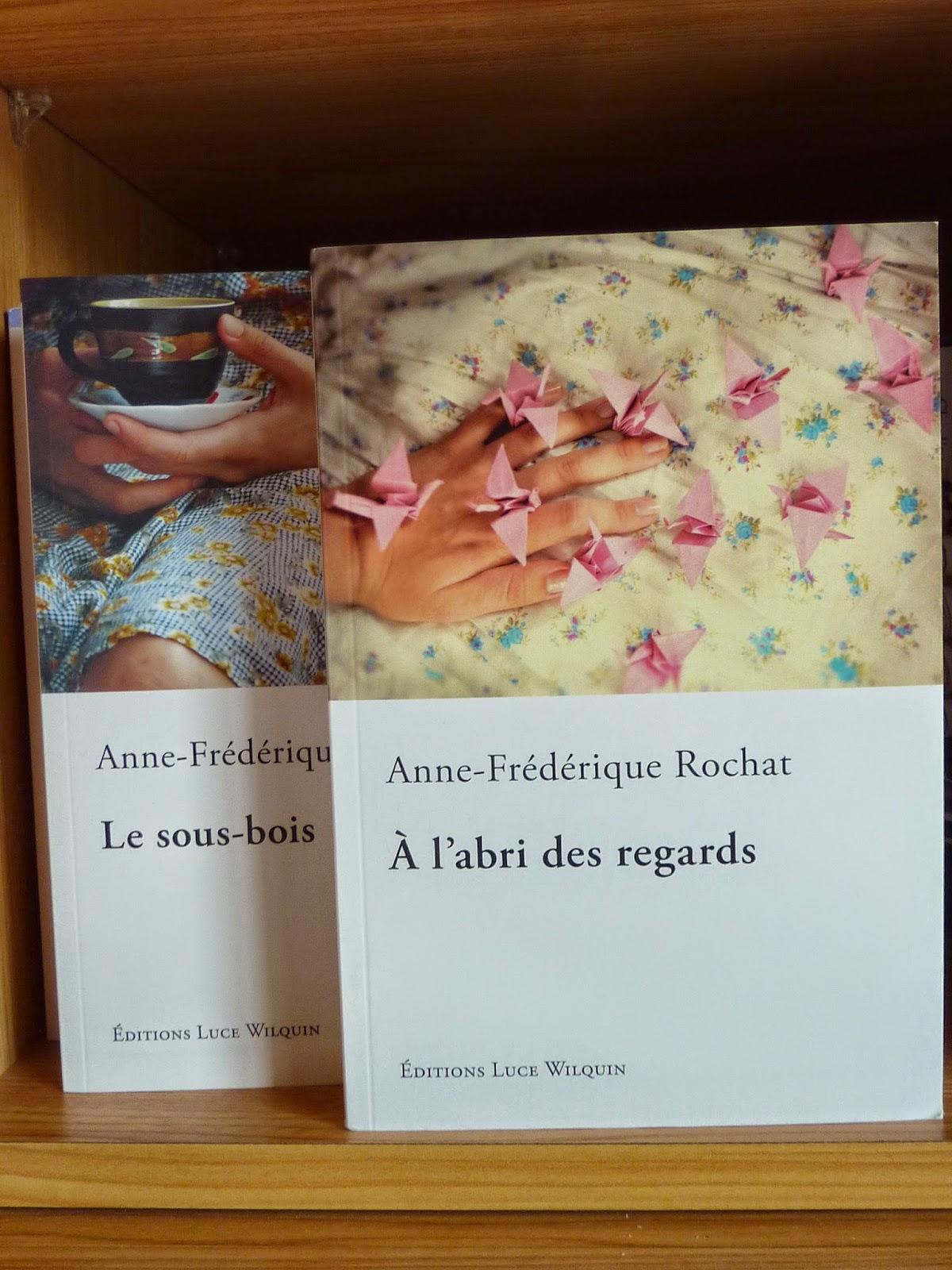 A l'abri des regards - Anne-Frédérique Rochat