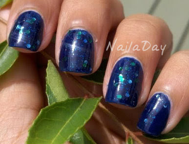 NailaDay: Deborah Lippmann Across the Universe