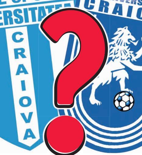 CS Universitatea Craiova si CS Universitatea Craiova