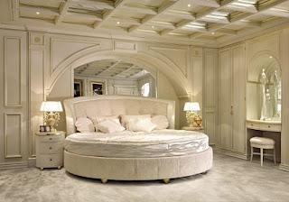 Modelo de cama clásica