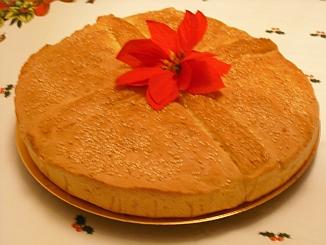 Greek Christmas Bread (Christopsomo)