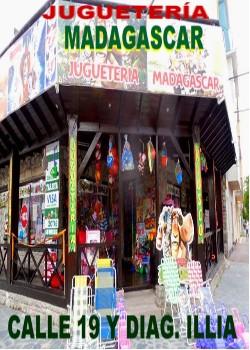 JUGUETERÍA MADAGASCAR