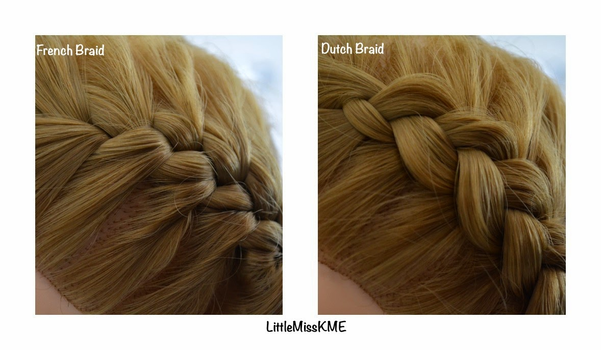 How To Braid Hair Dutch Solution For How To For Dummies How To French Braid  Dutch
