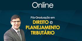Pós Graduação em Planejamento Tributário - Coordenação Gabriel Quintanilha