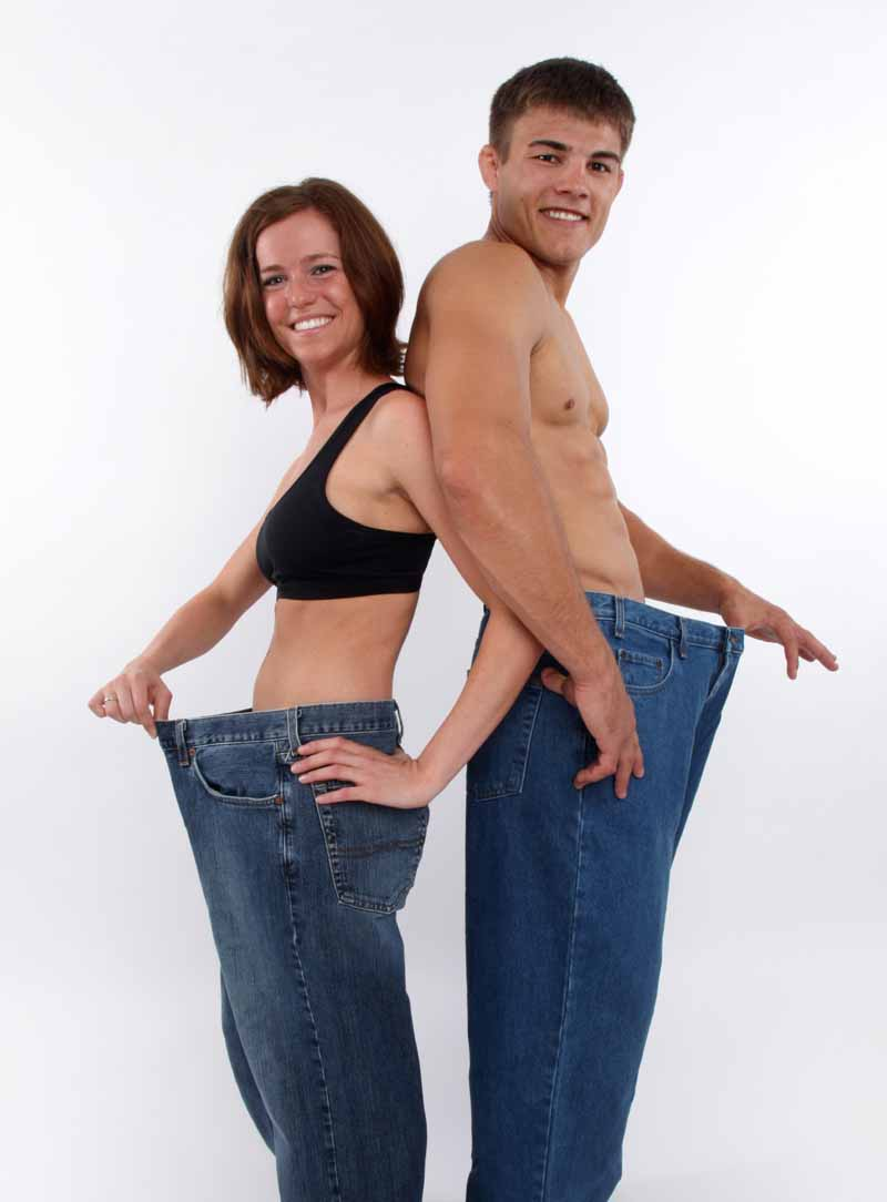 How to lose weight quickly in your stomach