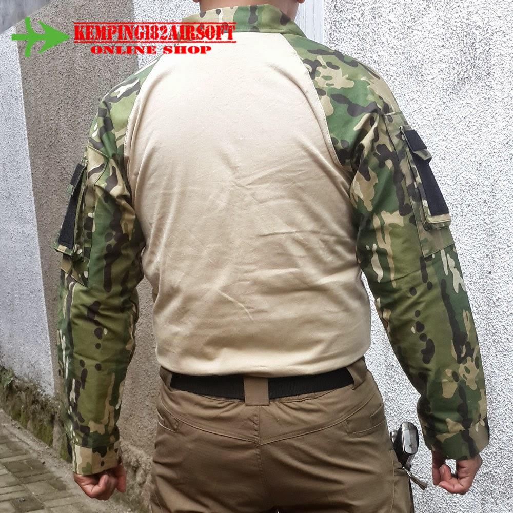 jual, beli, kaos, gambar, contoh, loreng, combat, shirt, multicam, army