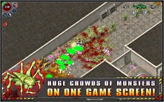 Alien Shooter games Android APK