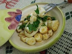 Salades, entrées froides et entrées chaudes