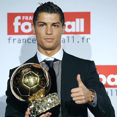"""Cristiano: """"Me votaría a mí mismo como Balón de Oro"""""""