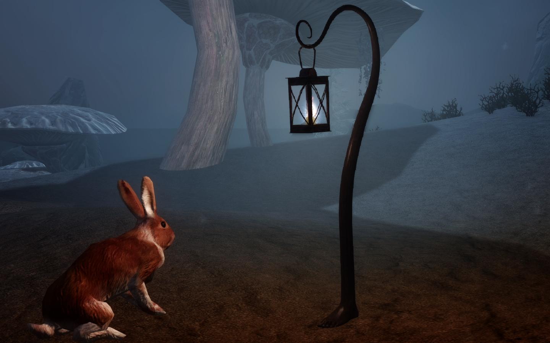 I've heard others say the same: Lamp Follower