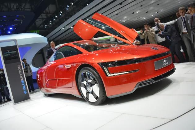 Geneva Motor Show 2014 Amazing concept cars
