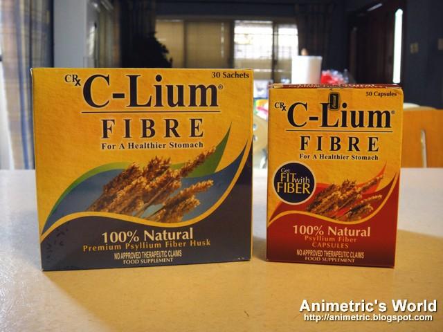 CLium Fibre  online sari sari store