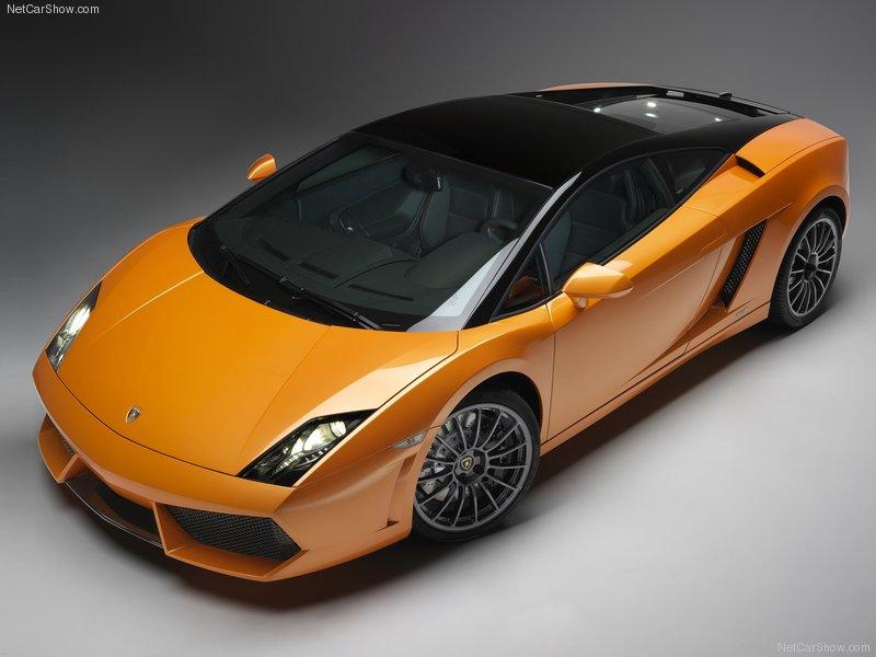 2012 Lamborghini Gallardo LP560-4 Bicolore
