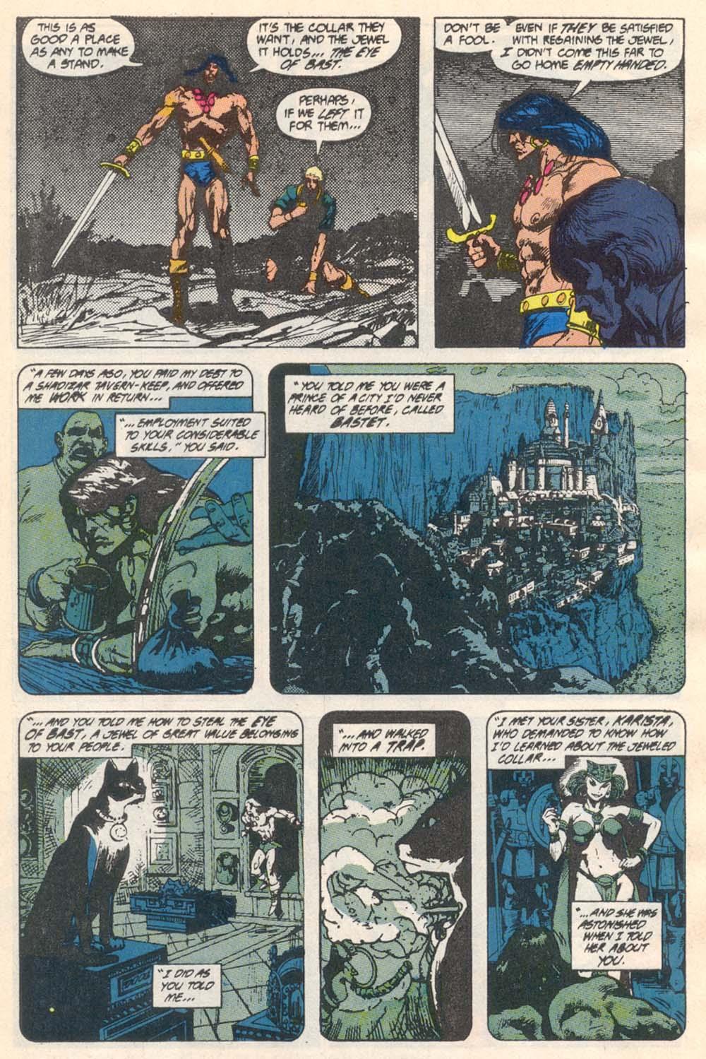 Conan the Barbarian (1970) Issue #227 #239 - English 4